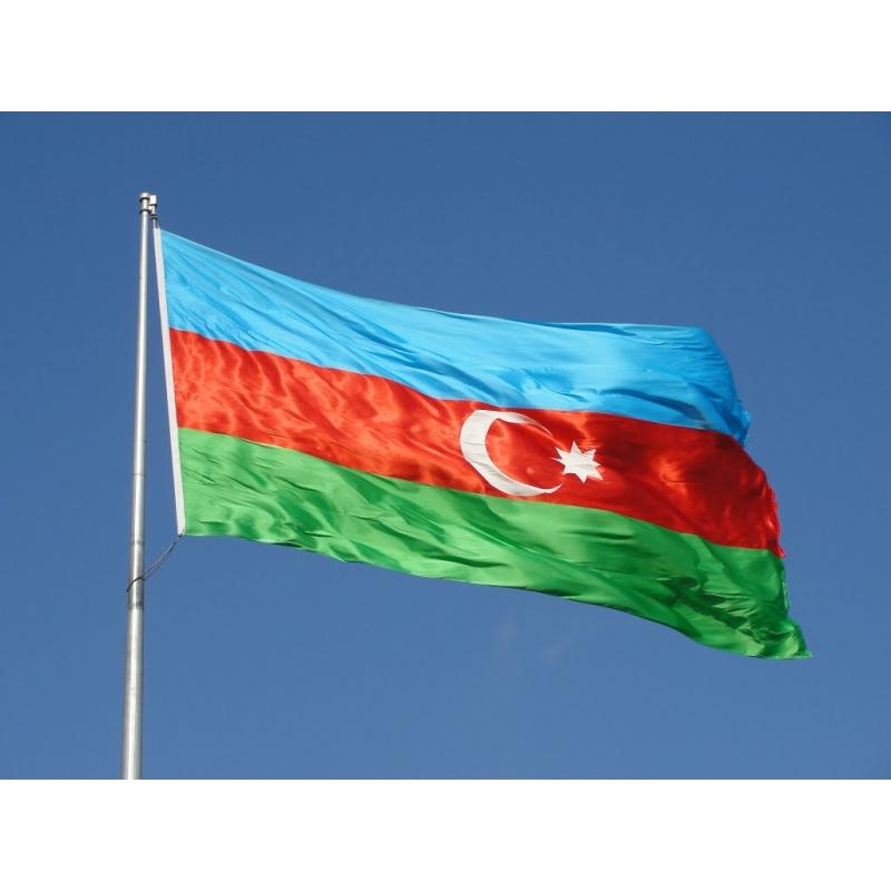 Информация о флаге азербайджана