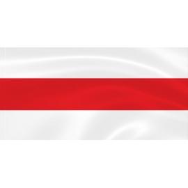 Флаг Бело-красно-белый