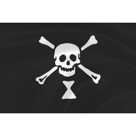 Флаг пирата Эмануэля Уайнна