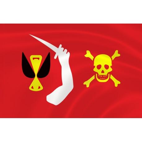 Флаг пирата Кристофера Муди