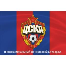 Флаг «ЦСКА»