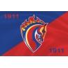 Флаг клуба «ЦСКА» талисман