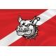 Флаг «Спартак» кабан