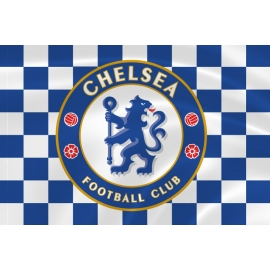 Флаг «Челси» клетка