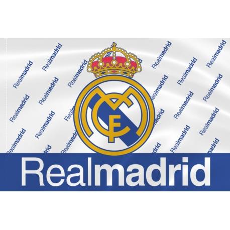 Флаг «Реал Мадрид»