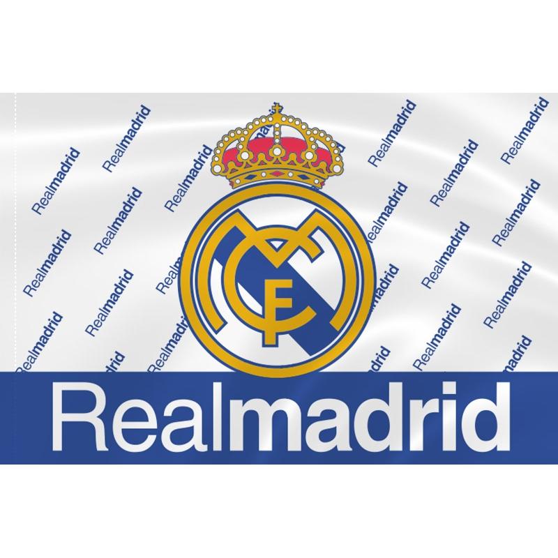 Флаг реал мадрида фото