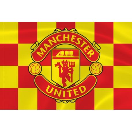 Флаг «Манчестер Юнайтед»