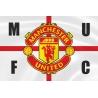 Флаг «Манчестер Юнайтед» MUFC