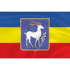 Флаг Всевеликого войска Донского с гербом