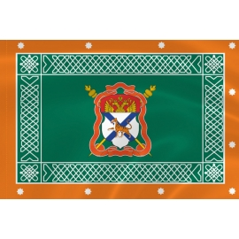 Флаг Уссурийского казачьего войска знамя