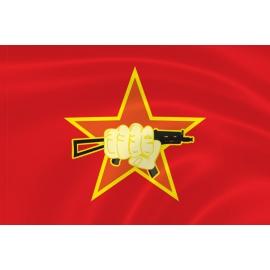 Флаг краповых беретов