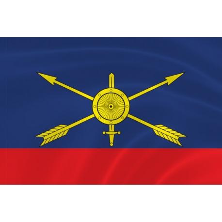 Флаг РВСН – ракетных войск