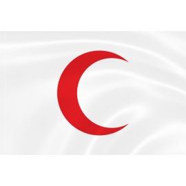 Флаг Красного Полумесяца