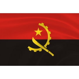Флаг Анголы