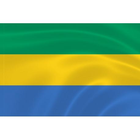 Флаг Габона